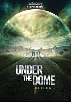 DVD Under the Dome: Season 2 Book