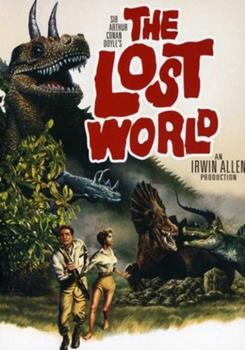 DVD The Lost World Book