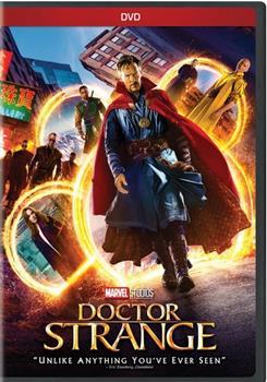 DVD Doctor Strange Book