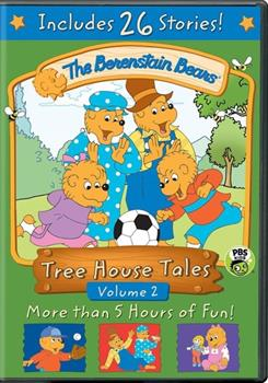 DVD Berenstain Bears: Tales from the Tree House Volume 2 Book