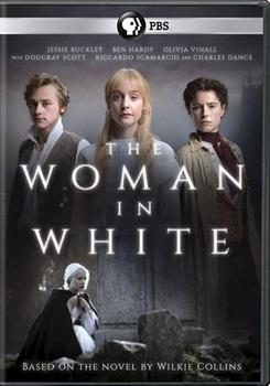 DVD The Woman in White Book
