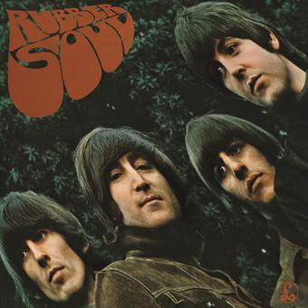 Vinyl Rubber Soul (LP) Book
