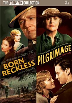 DVD Pilgrimage / Born Reckless Book