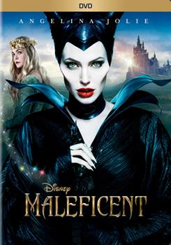 DVD Disney Maleficent Book