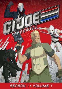 DVD G.I. Joe Renegades: Season 1, Volume 1 Book