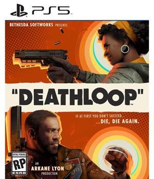 Game - Playstation 5 Deathloop Book