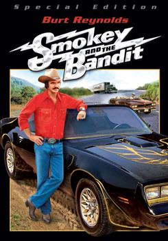 DVD Smokey and the Bandit Book
