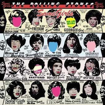 Vinyl Some Girls (LP) Book