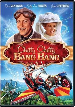 DVD Chitty Chitty Bang Bang Book