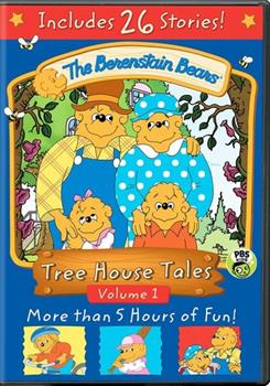 DVD Berenstain Bears: Tales from the Tree House Volume 1 Book