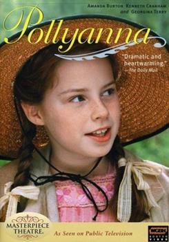 DVD Pollyanna Book