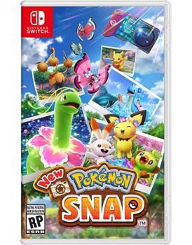 Game - Nintendo Switch New Pokemon Snap Book