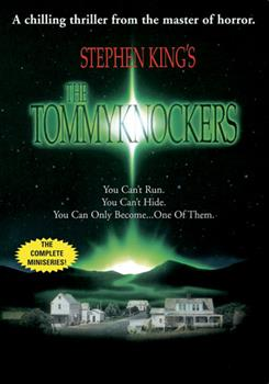 DVD Stephen King's The Tommyknockers Book