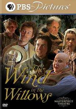 DVD Masterpiece: Wind In The Willows Book