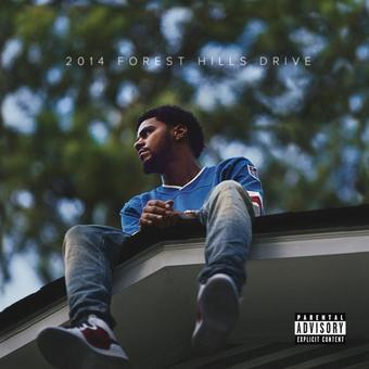 Music - CD 2014 Forest Hills Drive Book