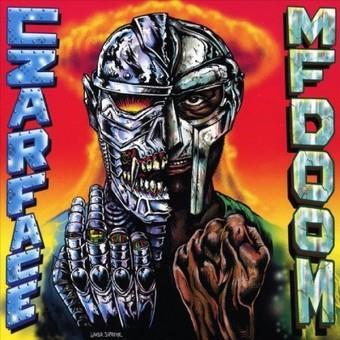 Music - CD Czarface Meets Metal Face Book