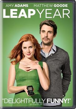 DVD Leap Year Book