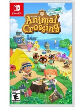 Game - Nintendo Switch Animal Crossing: New Horizons Book
