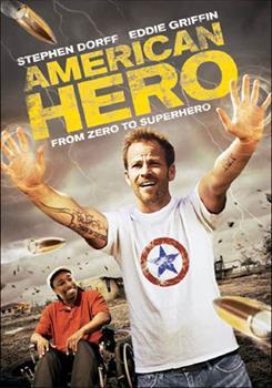 DVD American Hero Book