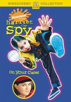 DVD Harriet The Spy Book