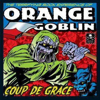 Vinyl Coup De Grace Book