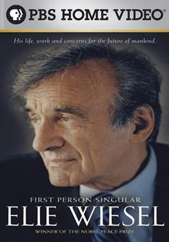 DVD First Person Singular: Elie Wiesel Book