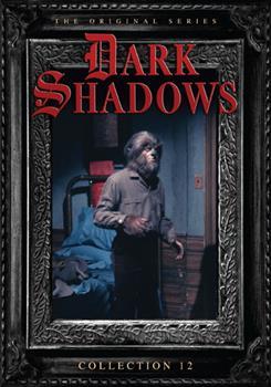 DVD Dark Shadows: Collection 12 Book