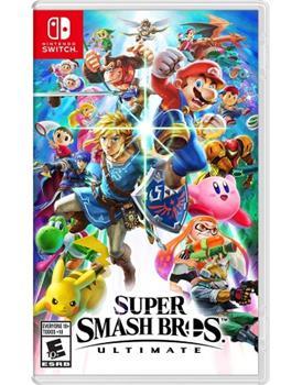 Game - Nintendo Switch Super Smash Bros Ultimate Book