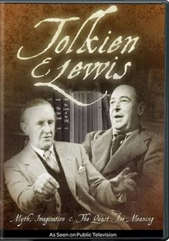 DVD Tolkien & Lewis: Myth, Imagination & The Quest for Meaning Book