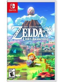 Game - Nintendo Switch Legend Of Zelda: Links Awakening Book