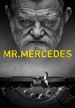 DVD Mr. Mercedes: Season Three Book