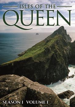 DVD Isles of the Queen: Season One, Volume One Book