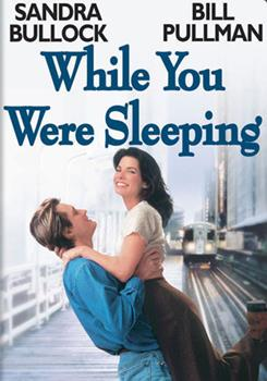 DVD While You Were Sleeping Book