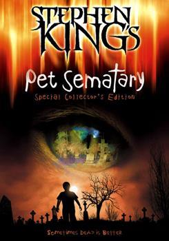 DVD Pet Sematary Book