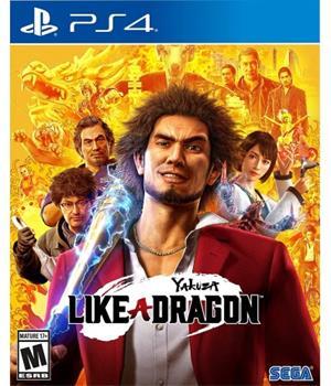 Game - Playstation 4 Yakuza: Like A Dragon(Replen) Book