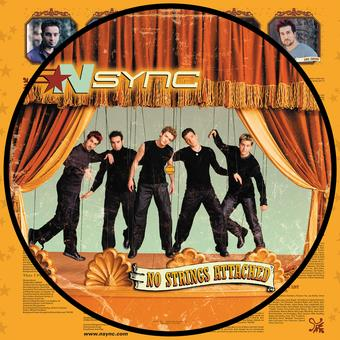 Vinyl No Strings Attached (Picture Vinyl) Book