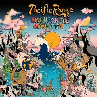 Vinyl High Upon The Mountain Book