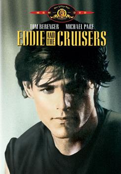 DVD Eddie And The Cruisers Book