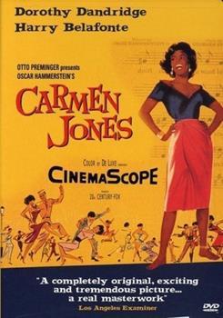 DVD Carmen Jones Book