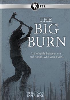 DVD American Experience: The Big Burn Book