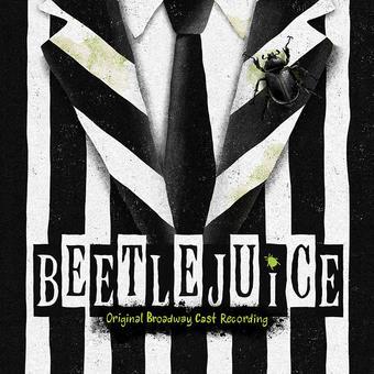 Vinyl Beetlejuice (original broadway cast recording) Book