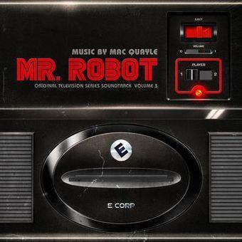 Vinyl Mr. Robot: Vol. 3 (OST) Book