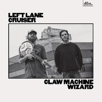 Vinyl Claw Machine Wizard Book