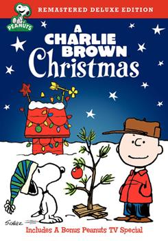 DVD A Charlie Brown Christmas Book