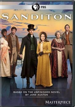 DVD Masterpiece: Sanditon Book