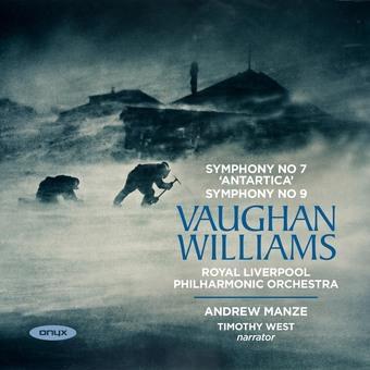 Music - CD Vaughan Williams: Symphonies Nos. 7 & 9 Book