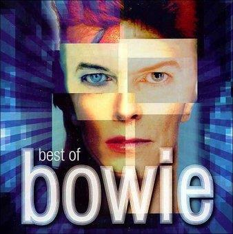 Music - CD Best of Bowie Book