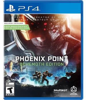 Game - Playstation 4 Phoenix Point: Behemoth Edition Book