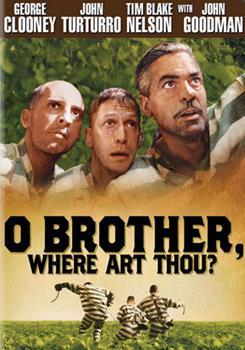 DVD O Brother, Where Art Thou? Book