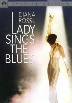DVD Lady Sings The Blues Book